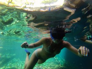 snorkel tour tulum