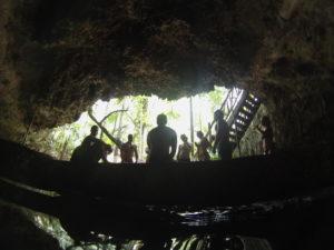 cenote tour