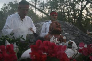 temazcal mayan ceremony